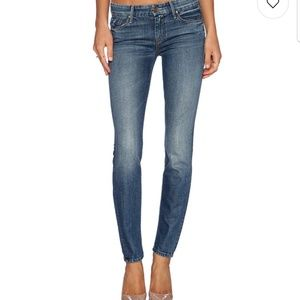 Mother The Looker Ankle Jeans Size 28